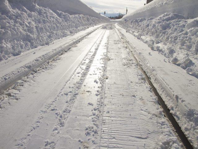 融雪用写真